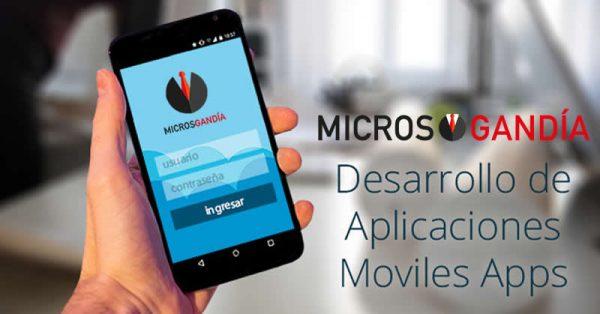 Aplicaciones Moviles para Empresas