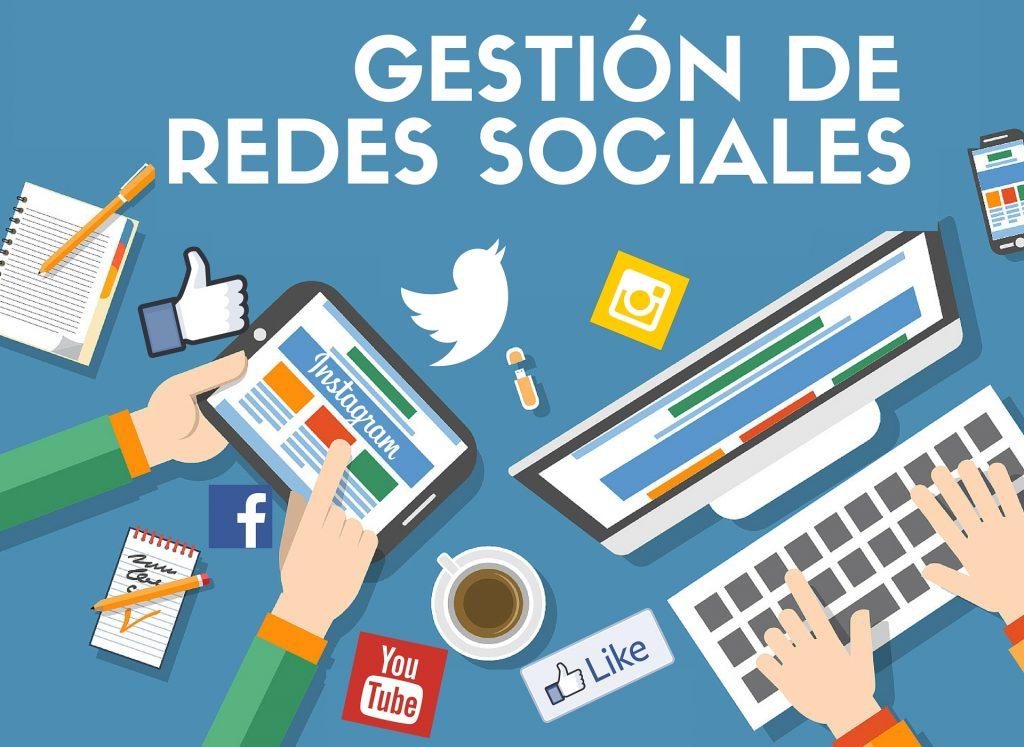 Gestion de redes sociales en Microsgandia