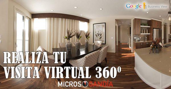 Visita Virtual 360º - Microsgandia