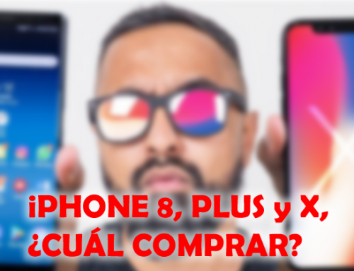 iPhone 8, iPhone 8 Plus y iPhone X, ¿cuál comprar?