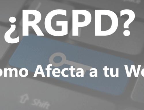 Cómo Adaptarse a la Ley RGPD