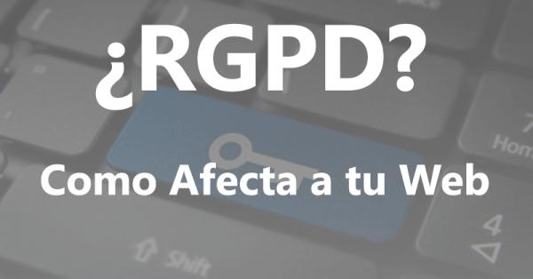 Ley RGPD - Micros Gandia