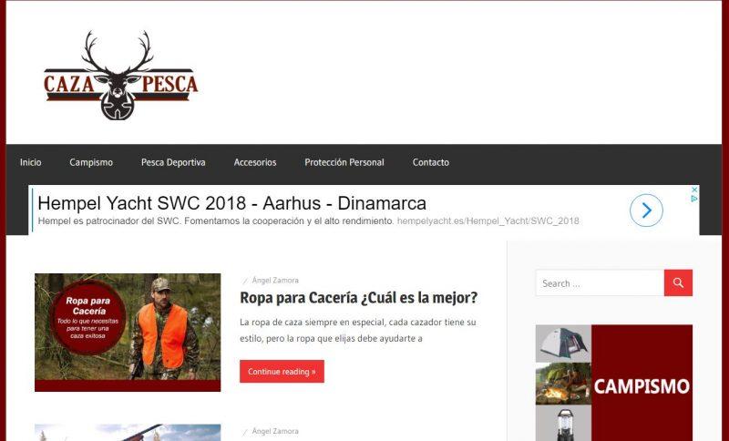Blog de Caza y Pesca