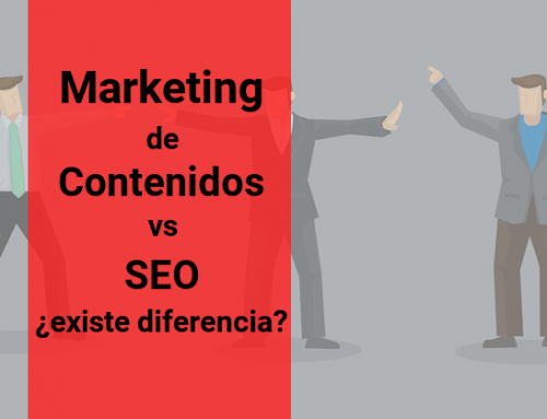 Marketing de Contenidos vs SEO