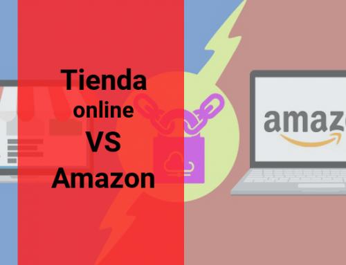 Tienda Online vs Amazon