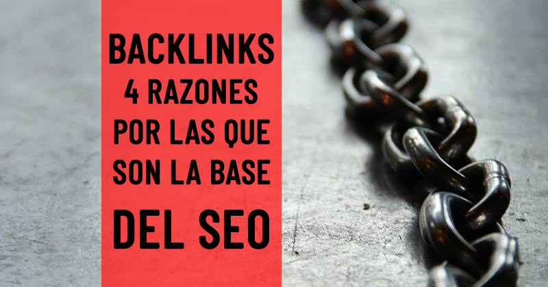Importancia Backlinks en SEO