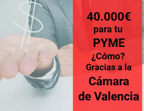 Ayuda de 40.000€ para tu Proyecto Web