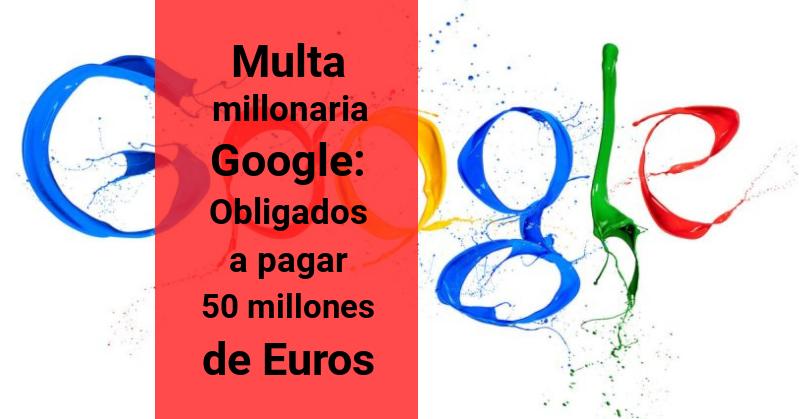 google-sancionado