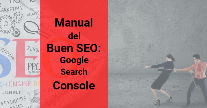 Como usar Google Search Console