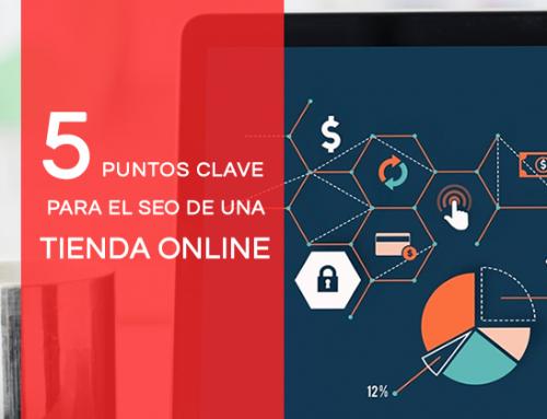 5 puntos Clave para el SEO de una Tienda Online